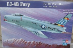 HBB80313 1/48 North-American FJ-4B Fury